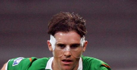 Kilbane: Wearing mask
