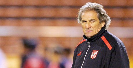Manuel Jose - key to Angola's hopes