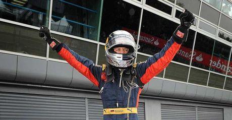 Vettel: Maiden pole