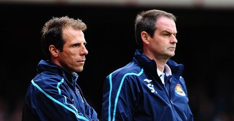 Zola and Clarke are looking for one more signing
