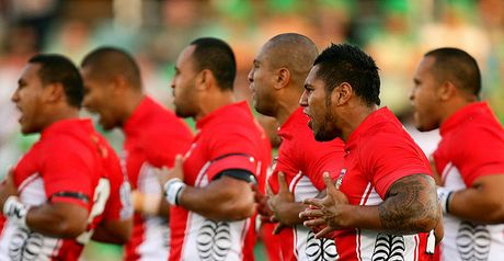 Haka: Both teams warned