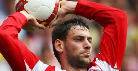 Delap: Long-throw specialist