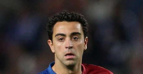 Xavi: Brace for Barca