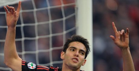 Kaka: City links continue