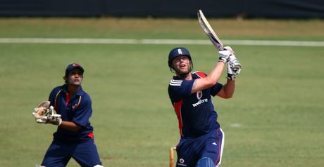 Flintoff: Hit three sixes and 12 fours against Mumbai