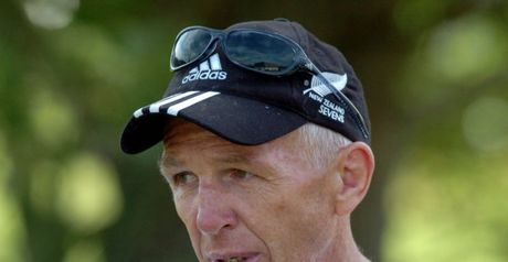 Tietjens: Predicts bright future for sevens