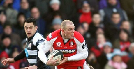 Tindall: Gloucester return