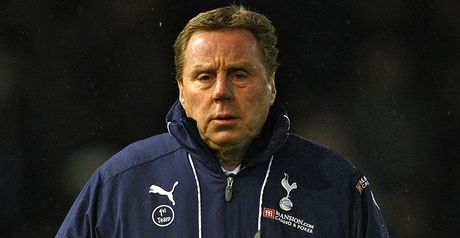 Redknapp: Injury problems