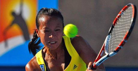 Keothavong: Doubles success