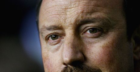 Benitez: Losing pace in title race