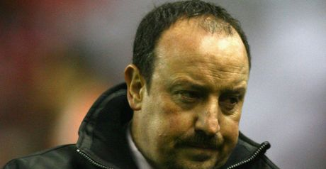 Benitez: Defending Robinho and Elano