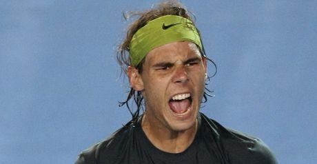 Nadal: '100 percent healthy'