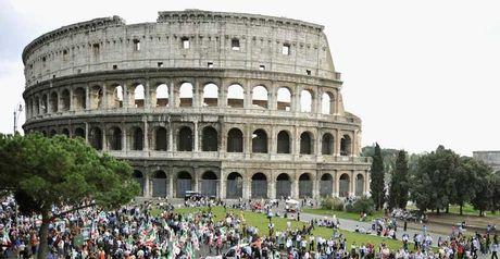 Possible destination: Rome