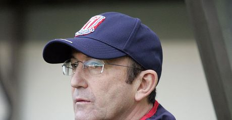 Pulis: Ready for basement battle