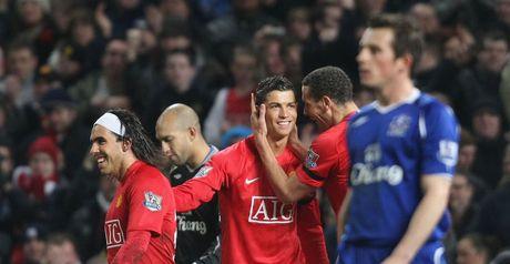 Ronaldo: Celebrates penalty