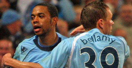 Bellamy & Robinho laid low