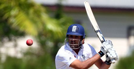 Bopara: pressed claims for Test recall with century in warm-up fixture