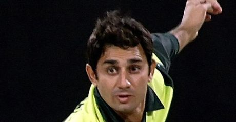 Ajmal: bowling action is being investigated by ICC