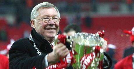 Ferguson: How many trophies will he lift this season?