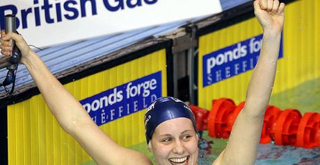 Joanne Jackson: Has announced her retirement from competitive swimming