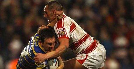 Sinfield: Strong display