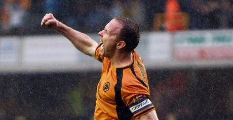 Craddock: Scored Wolves' second