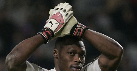 Kameni: Penned new deal