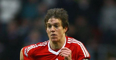 Agger: Happy at Liverpool