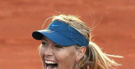 Sharapova: Great fightback