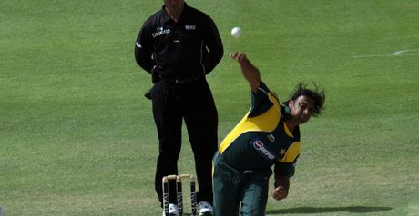 Shoaib: Taken out of the attack