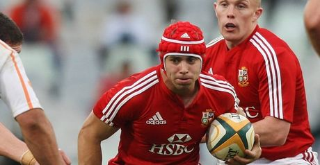 Halfpenny: Was left frustrated against the Cheetahs