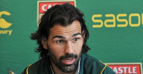 Matfield: Wary