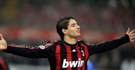 Pato: Happy at Milan