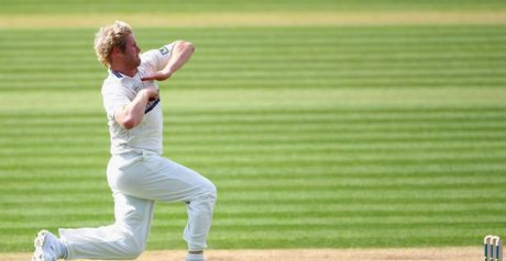 Hoggard: interest from Worcestershire