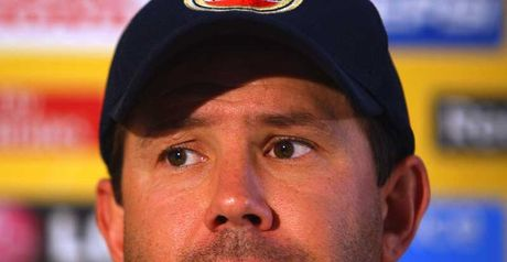 Ponting: Motivated man