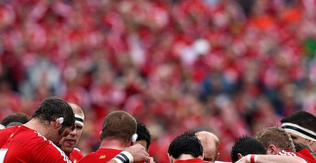 The British and Irish Lions will play nine games in a month in 2013