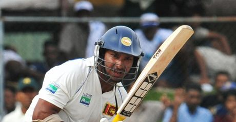 Sangakkara: Proud leader