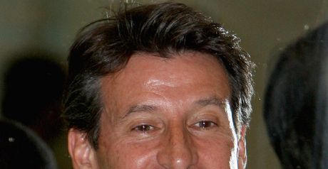 Ahead of schedule: Lord Coe