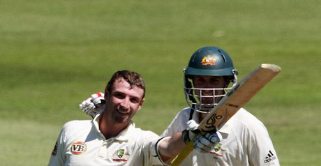 Katich: Backed Hughes