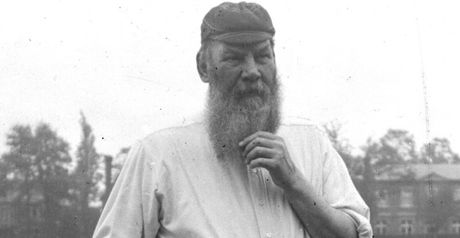 WG Grace: great player, great beard