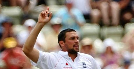 Harmison: Back in the wickets