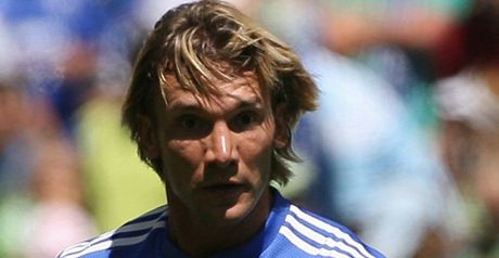 Shevchenko: Back with Dynamo