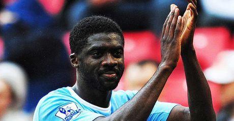 Toure: City joy