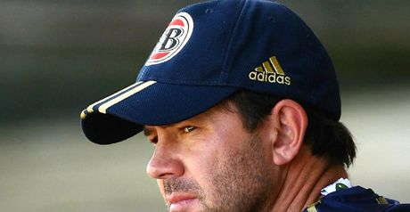 Ponting: breathing a little easier