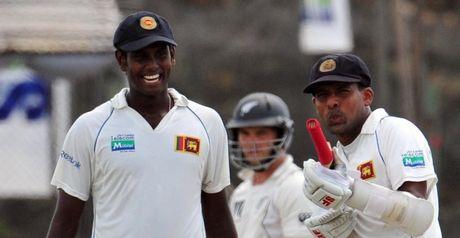 Samaraweera celebrates his hundred