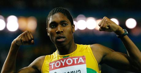 Semenya: facing investigation