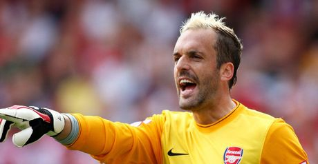 Almunia: Eligible for England