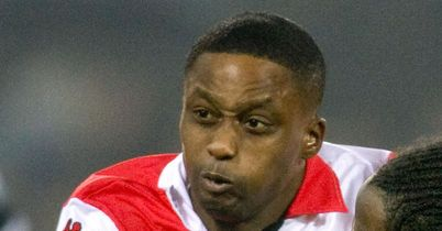 Andwele Slory: Has called time on his career and will return to the Netherlands