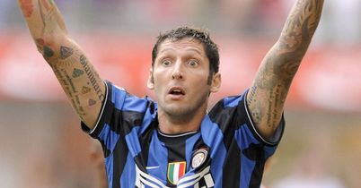 Marco Materazzi: Has lauded Jose Mourinho but accused Rafa Benitez of being 'afraid of his own shadow'