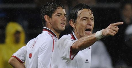 Inzaghi: Two goals